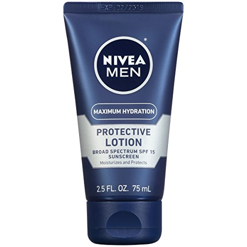 Nivea Men Maximum Hydration Protective Lotion Broad