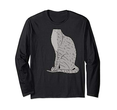 Halloween Cat Body Without Face Costume Long Sleeve