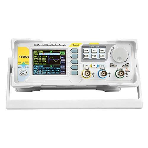 信号発生器、 FY6900-60M 60MHz信号発生器カウンターをアップグレード、 高精度多機能波形関数発生器周波数メーター(US)