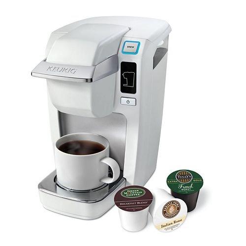 check me friend: Keurig K10 B31 MINI Plus Personal Coffee Brewer