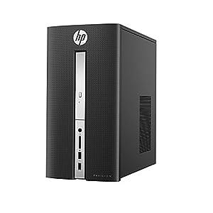 2017 Newest HP Pavilion 510 High Performance Desktop PC, Intel Core i5-6400T Quad-Core 2.20GHz 8GB DDR4 RAM 1TB 7200RPM HDD DVD+/-RW Intel WIFI Bluetooth HDMI VGA HD Graphics 530 Windows 10
