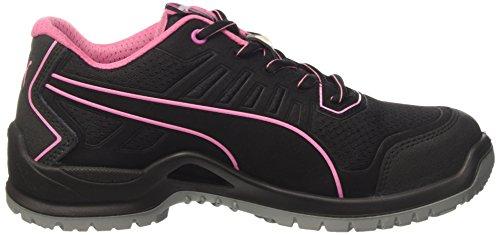 Stringate Safety Rosa Scarpe Sneakers Fuse rosa Da Donna Leggere Ginnastica Tc Puma Nero fwqCazz