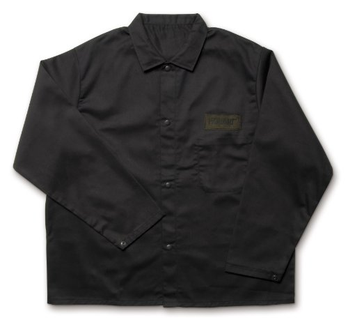 Hobart 770568 Flame Retardant Cotton Welding Jacket - XXL