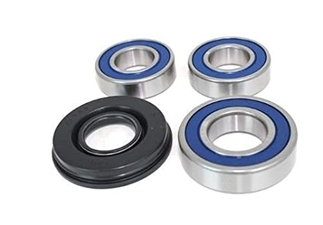 Rear Axle and Differential Bearings Combo Kit Honda TRX250TM Recon 2002-2017