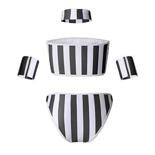 Black Sexy Striped Sexy Bikini Bikini Bikini Rafago Black Rafago Rafago Sexy Striped Striped Black CSTOqO