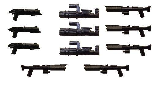 Little Arms 11 Piece Weapon Set