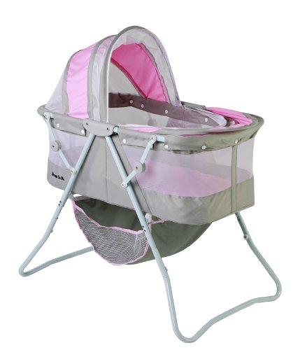 Sleeper Crib Nursery Portable Bed Bassinet Infant Cradle