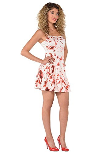 Bloody Dress (Amscan Sinister Surgery Bloody Dress Costume)