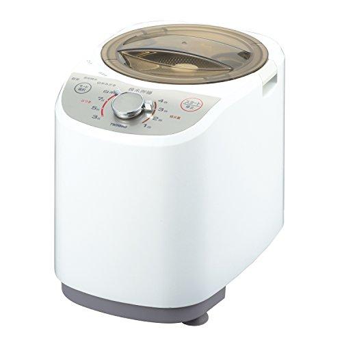 TWINBIRD compact rice milling device rice Gozen white MR-E520W