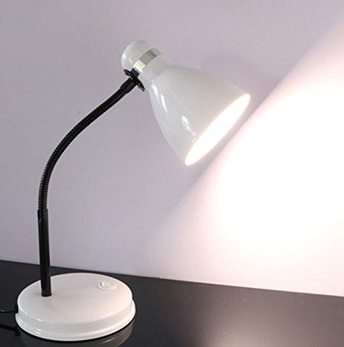 Lámpara de mesa de estilo minimalista moderna, luces de protección ocular sin estroboscópicas de dormitorio universitario,...
