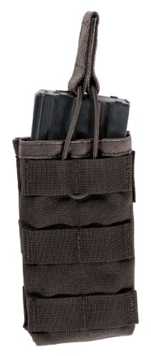 BLACKHAWK! S.T.R.I.K.E. Single M4/M16 Mag Pouch - Black