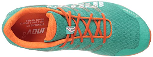 Inov-8 Femmes F-lite 240 (s) Cross-formation Chaussures Sarcelle / Flamme
