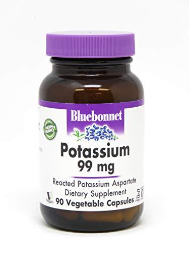 - Bluebonnet Nutrition, Potassium, 90 Count