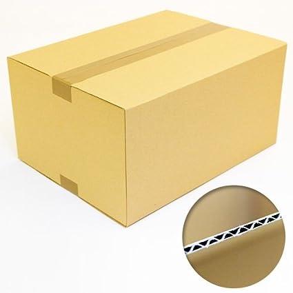 400 Cajas 400 x 300 x 200 mm para embalaje y envío: Amazon.es: Oficina y papelería