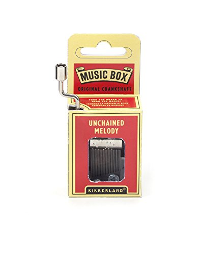 Kikkerland 1258 Unchained Melody Music Box