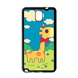 Fashion Giraffe Personalized SamSung Galaxy note 3 Case Cover by supermalls