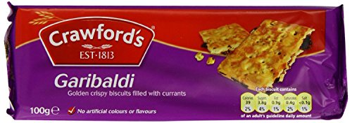 Crawford's Garibaldi Biscuits 2 BOXES (24 PACKS)