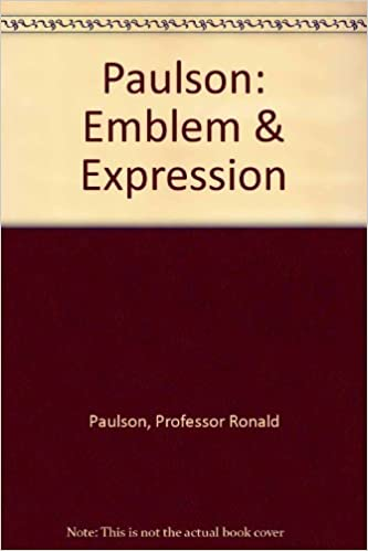 Emblem and Expression: Meaning in English Art of the