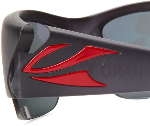 Kaenon Hard Men's Kore Sunglasses Red Polarized Sport amp; Graphite Logo 66wHrqx