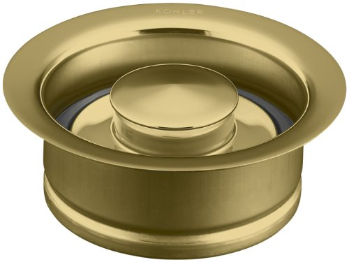 Pb Kitchen Faucet Polished Brass - KOHLER K-11352-PB Disposal Flange, Vibrant Polished Brass