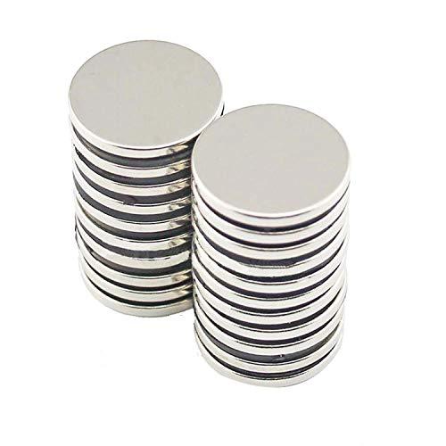 ZHW Neodymium Magnets N52-Rare Earth Magnets - Round 1