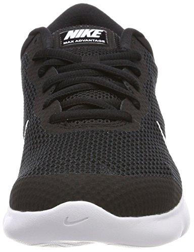 Running Chaussures Nike 001 Noir White Homme de Advantage Black Air Max rq1xX71