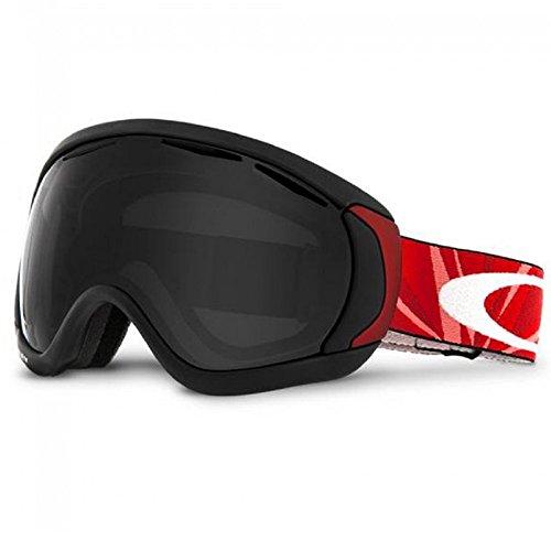 Oakley Canopy Snow Goggles, Jet Black, Dark - Oakley Canada