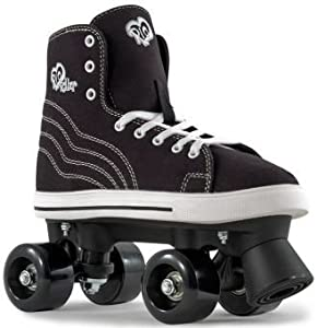 Rio Roller Canvas Black UK5/38