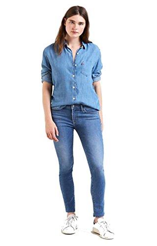 W ® Jean Levi's Bleu 711 Skinny TtaadxqwB