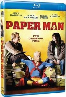 Paper Man (2009/ Blu-ray)