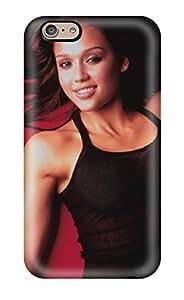 New Jessica Alba People Women Tpu Case Cover, Anti-scratch AnnaSanders Phone Case For Iphone 6