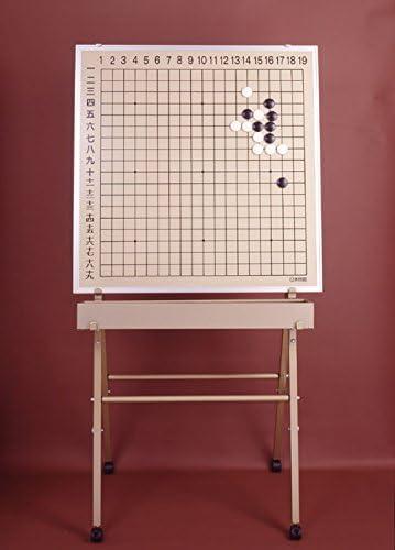 解説用大盤(方円))スタンドキャスター付(日本棋院)