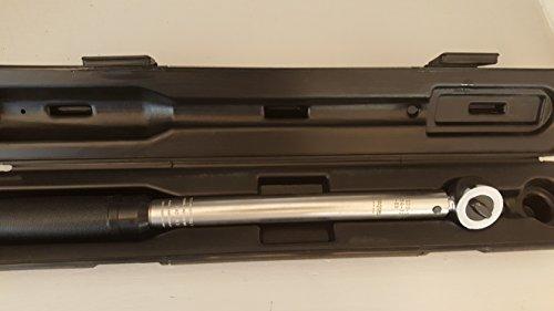 Micro Adjustable Torque Wrench, 3/8 inch, USA, CDI, 752MFR, 10-75 foot lbs.