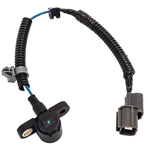 KARPAL Crankshaft Position Sensor 37500-P72-A01 Compatible With Acura Integra Honda CR-V Civic