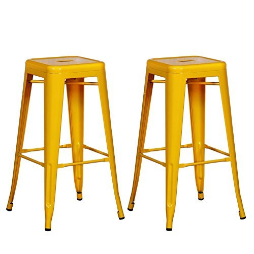 adeco-sheet-iron-bright-color-high-gloss-tolix-style-barstool-set-of-2-yellow