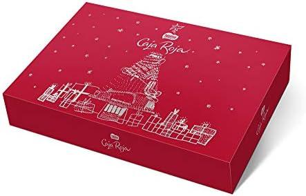 Nestlé Caja Roja Bombones De Chocolate Estuche Navidad - Paquete de 2Kg: Amazon.es: Alimentación y bebidas