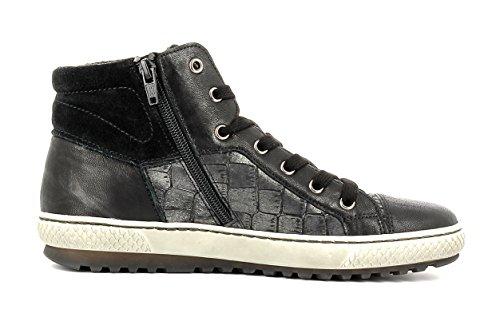 GaborGabor Damen Sneaker - Botas Desert Mujer schwarz (Mel.)
