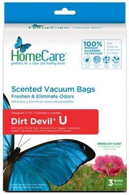 Febreze Vacuum Bags -- Fits Dirt Devil Swivel Gold, Platinum