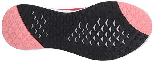 adidas Women's Edge Lux 3 Running Shoe, Glory red/Cyber Metallic/Glory Pink, 6.5 M US