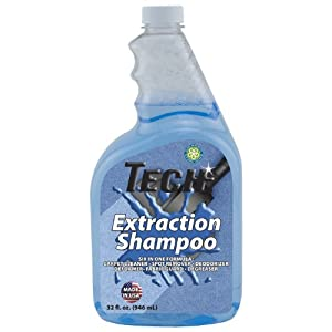 TECH Carpet & Upholstery Shampoo - 32 oz