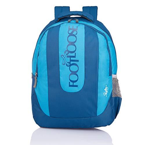 Skybags Vein Plus 24 Ltrs Blue Laptop Backpack (LPBPVNPEBLU)
