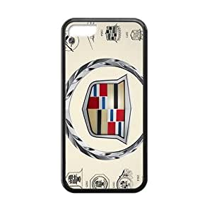 MEIMEI SFBFDGR-Store cadillac car logo Phone case for ipod touch 5LINMM58281