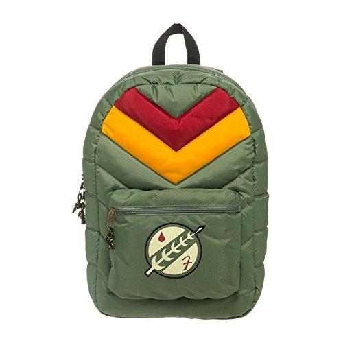 Fett Backpack - Star Wars Boba Fett Puff Backpack