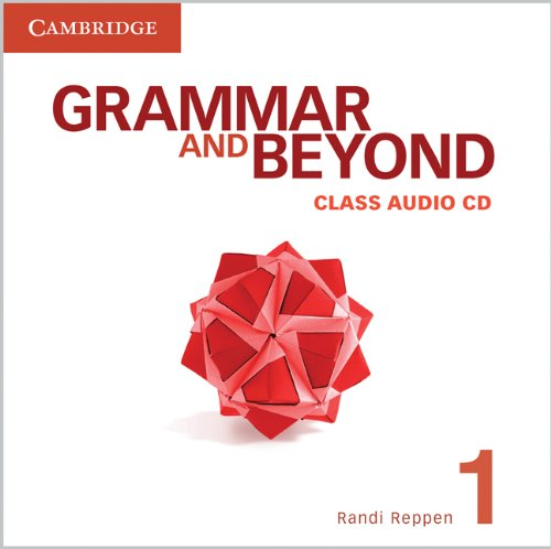 Grammar and Beyond Level 1 Class Audio CD