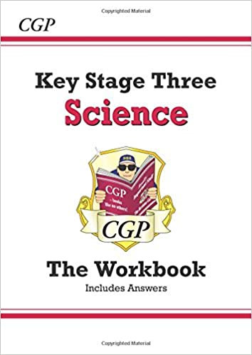 KS3 Science Workbook (with Answers): Paddy Gannon, CGP Books ...