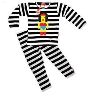 74722a6341296 Stardust - Bas de pyjama - Bébé (fille) 0 à 24 mois Multicolore Noir ...