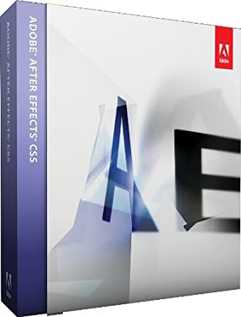 Adobe After Effects CS5[OLD VERSION]: Amazon ca: Software
