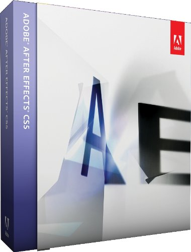 Adobe After Effects CS5 VERSION product image