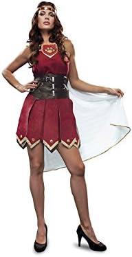 Disfraz de Guerrera para mujer. Talla M-L: Amazon.es: Juguetes y ...