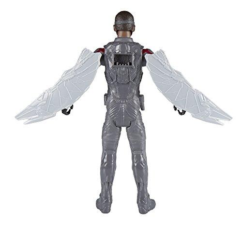 Marvel Infinity War Titan Hero Series Marvel's Falcon with
